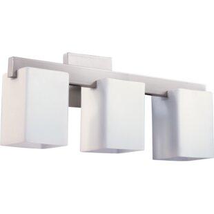 Nagel 3-Light Vanity Light by Ebern Designs