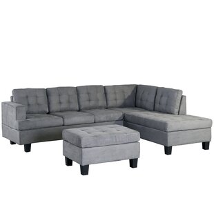 Gabby Sectional With Ottoman by Latitude Run Looking for