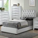 Medford Upholstered Standard Bed by Latitude Run