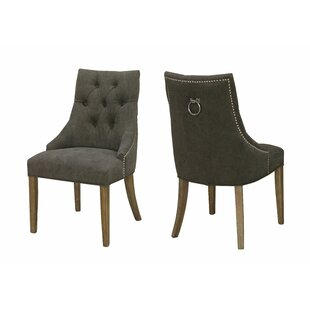 Jayson Upholstered Dining Chair (Set of 2)