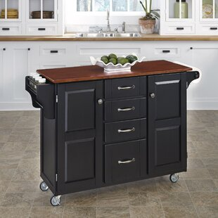 Woodland-a-Cart Kitchen Island