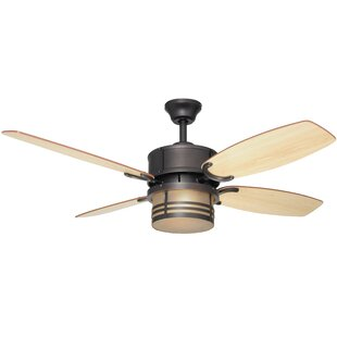 Price comparison 52 Triple 4-Blade Mount Ceiling Fan By Hardware House