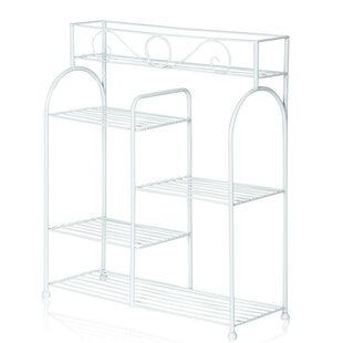 Rebrilliant Multi Grid Kitchen Shelving Racks