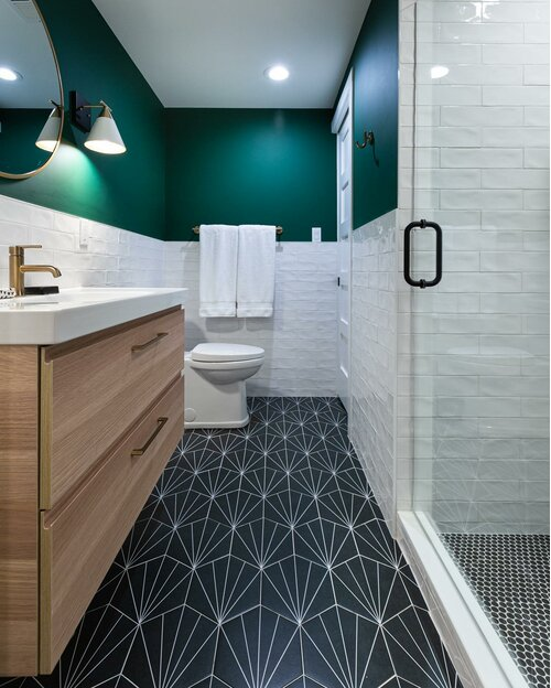 Shop this Room - Modern Bathroom Design