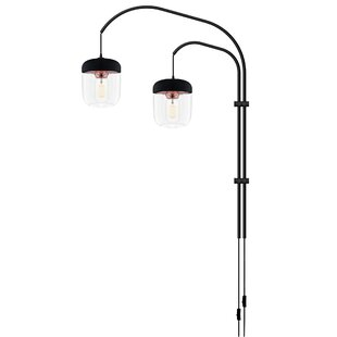 Umage Double 2-Light Swing Arm Lamp