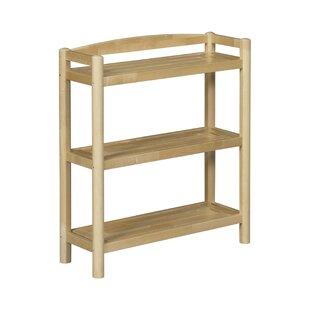 Winston Porter Cranesville 3-Tier Etagere Bookcase
