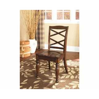 Cruce Dining Chair (Set of 2) by Charlton Home