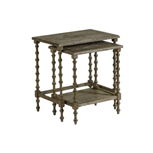 Lionel 2 Piece Nesting Tables