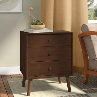 Burlington 3 Drawer Accent Chest by George Oliver