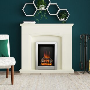 Hayden Electric Fireplace By BeModern
