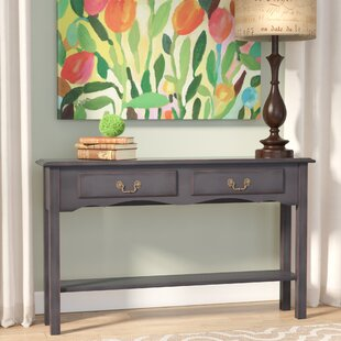 Charlton Home Annesley Petite Console Table