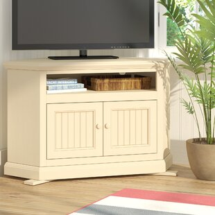 World Menagerie Didier Corner TV Stand for TVs up to 43