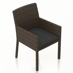 Hodge Patio Dining Chair with Cushion