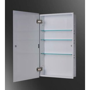Javon 18 x 24 Recessed Medicine Cabinet by Ebern Designs