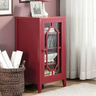 Charlton Home Port Chester Dual Function Bar Cabinet