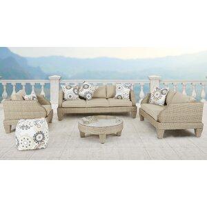 Dyana Lounge Chair with Cushions