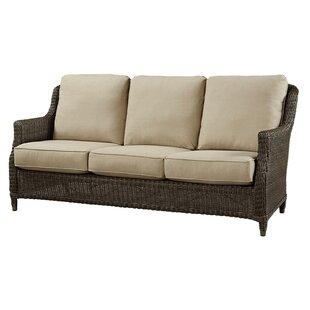 Sofa With Cushion By Wildon Home®