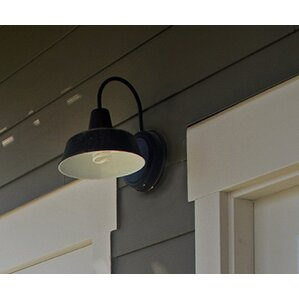 Shamong 1 Light Indoor/Outdoor Barn Light