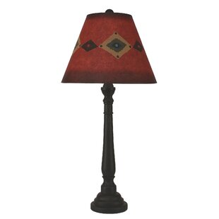 Affordable Rustic Living Buffet 32 Table Lamp By Coast Lamp Mfg.