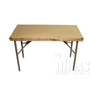 Elite Dining Table by Midas Event Supply Sale