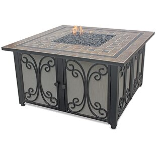 Endless Summer Endless Summer Gas Fire Pit Table