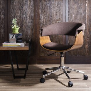 Review Lincoln Office Chair by Langley Street