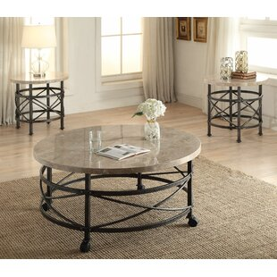 Best Reviews Mull 2 Piece Coffee Table Set ByGracie Oaks