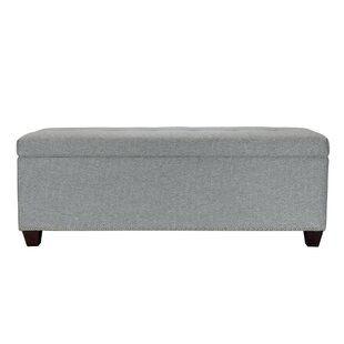 Lalonde Upholstered Storage Bench by Alcott Hill
