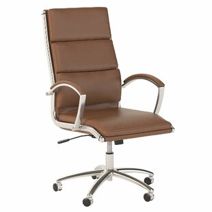Ordinaire Tan Leather Desk Chair | Wayfair
