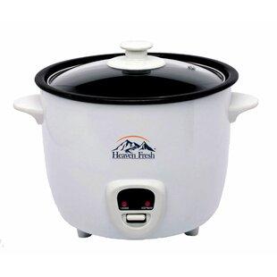 NaturoPure™ 1.59-Quart Rice Cooker