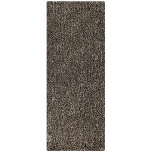 Henricks Hand-Tufted Gray Area Rug byLatitude Run