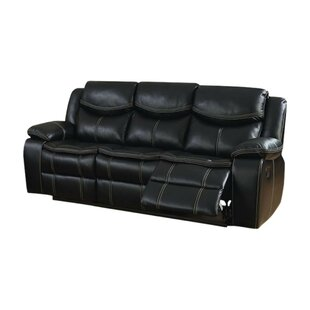 Ransome Reclining Sofa by Latitude Run Cool