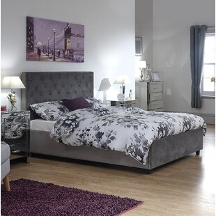 Spacey Upholstered Ottoman Bed By Canora Grey