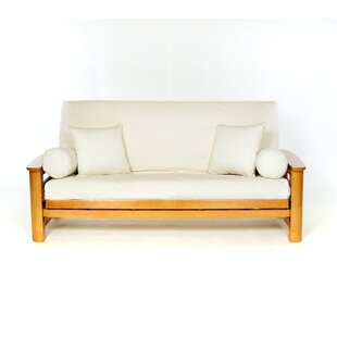Reviews Box Cushion Futon Slipcover by Red Barrel Studio Reviews (2019) & Buyer's Guide