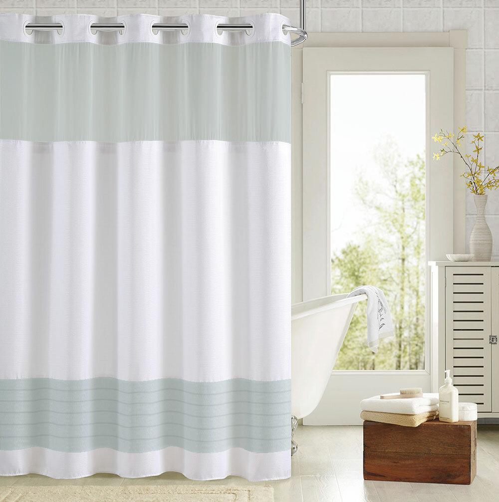 Sure Fit Color Block Shower Curtain Reviews