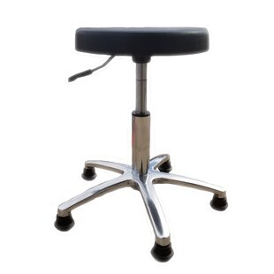 Baldry Science/Art Height Adjustable Lab Stool