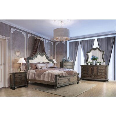 Aydin 5 Piece Bedroom Set Astoria Grand