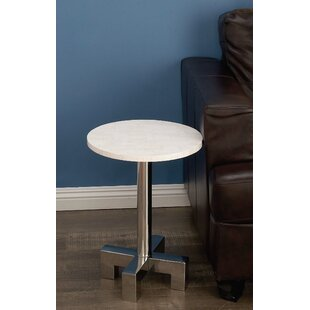 Shupe End Table by Orren Ellis