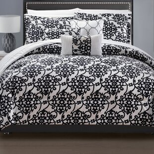 Chic Home Lea 10 Piece Reversible Comforter Set