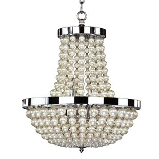 Glow Lighting Moscato 8-Light Chandelier