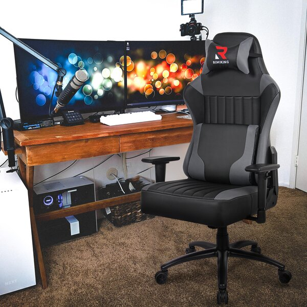 Rimiking Ergonomic Gaming Chair Wayfair