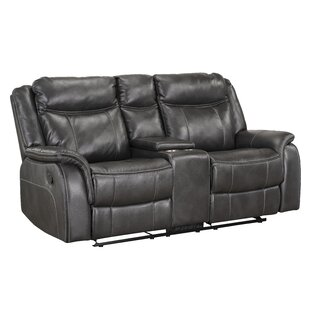 Maplewood Reclining Loveseat by Winston Porter