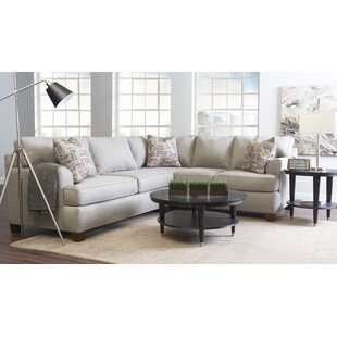 Lilia Reversible Sectional by Birch Lane™ Heritage