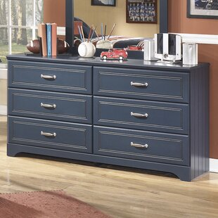 Shopping for Cole 6 Drawer Dresser By Viv + Rae
