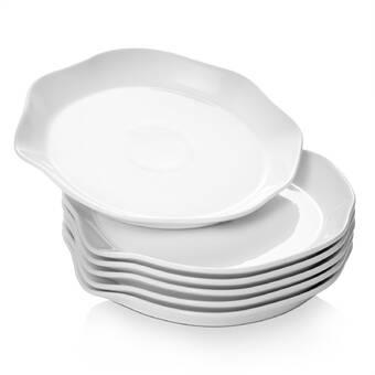 Constructive Eating Construction 4 Piece 9 Dinner Plate Set Reviews Wayfair