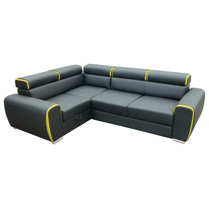 Blanco Corner Sofa Bed