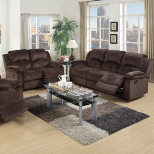 2 Reclining Piece Living Room Set by Infi..