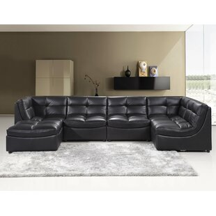 Laquecia Modular Sectional with Ottoman