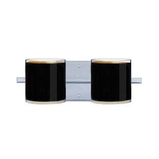 Brayden Studio Speidel 2-Light Bath Bar