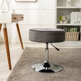 Traynor  Swivel Adjustable Height Bar Stool by Mercer41